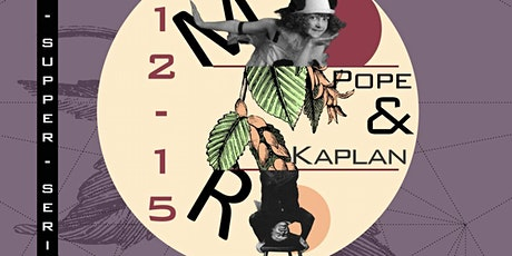 Sunday Supper #2 with Monica Pope and Richard Kaplan tickets