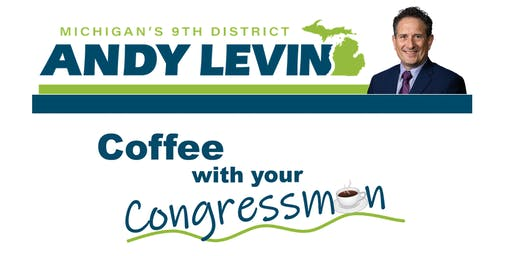 Coffee with Your Congressman - Eastpointe