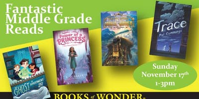 Fantastic Middle Grade Reads Downtown