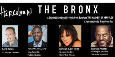 Hercules in The Bronx tickets