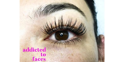 Combo Classic & Volume EyeLash Extension Training Workshop- Los Angeles, CA