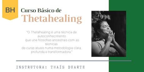 Curso Básico de Thetahealing - BH ingressos