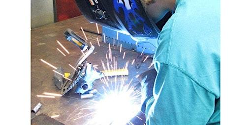 Teen Welding Intensive (3 Days) (06-30-2020 starts at 10:00 AM)