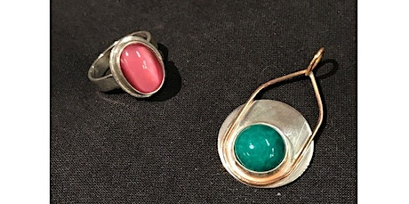 Teen Jewelry Intensive (3 Days) (06-30-2020 starts at 10:00 AM) tickets