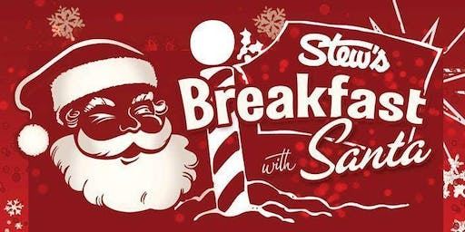 Breakfast with Santa at Stew Leonards Farmingdale