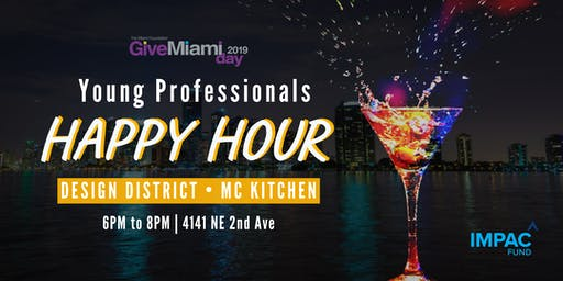 IMPAC Young Professionals Happy Hour!