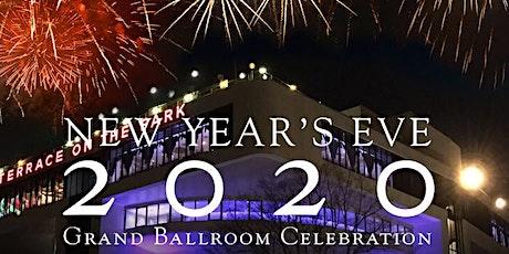 Terrace On The Park's 2020 New Year's Eve Grand Ballroom Celebration tickets