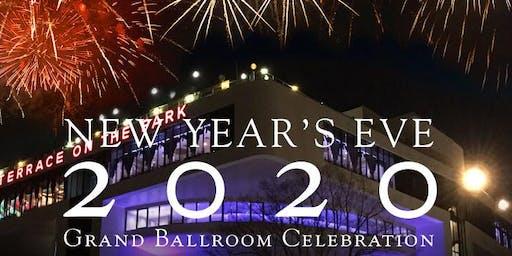 Terrace On The Park's 2020 New Year's Eve Grand Ballroom Celebration