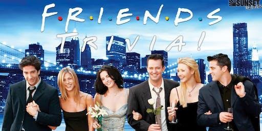 Friends Trivia! (Pacific Beach)
