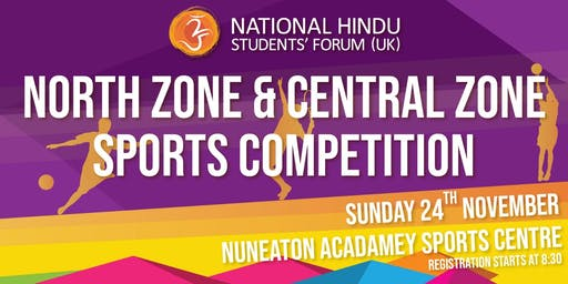North & Central Zone Sports Competition 2019