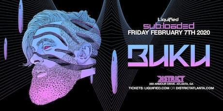 BUKU @ District Atlanta tickets