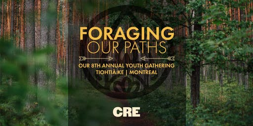 The Gathering | Foraging Our Paths / Chercher Nos Chemins