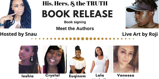 His, Hers, & the Truth Book Release Party