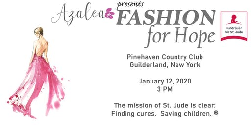 Azalea presents Fashion for Hope