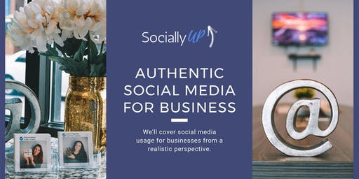 Authentic Social Media For Business