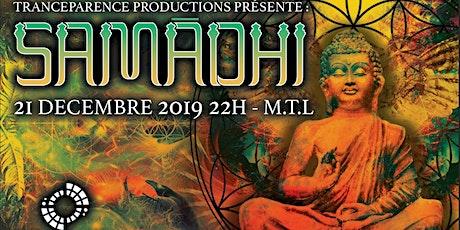 Samādhi avec Über Frequencies (Metabolizm Records) & Nailik tickets