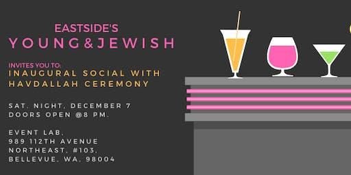 Eastside Young  & Jewish Inaugural Social