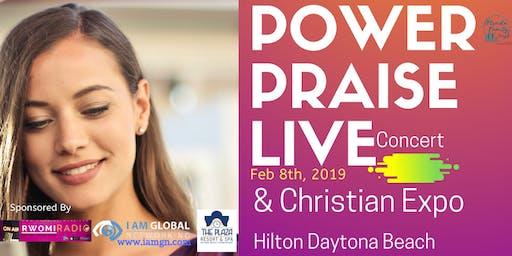 Power Praise & Christian Expo Daytona Beach 2020