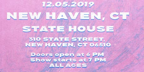 COI LERAY LIVE IN NEW HAVEN, CT! tickets