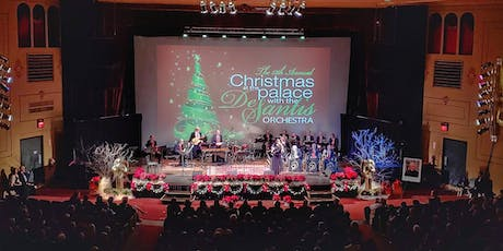 Christmas At The Palace with The DeSantis Orchestra tickets