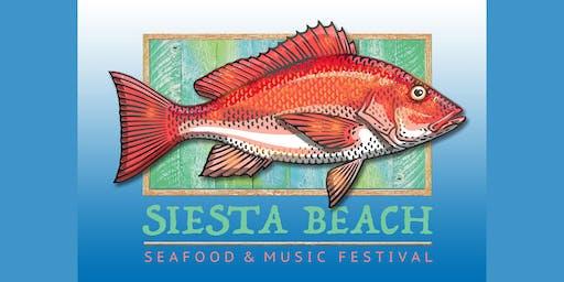 4th Annual Siesta Beach Seafood & Music Festival