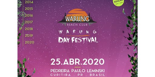 Warung Day Festival 2020