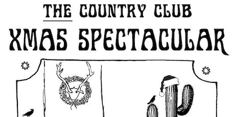 The Country Club Christmas Spectacular tickets