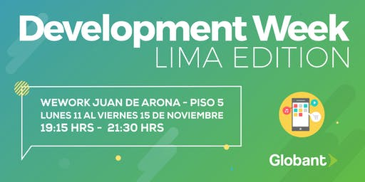 Development Week Lima