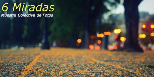 6 Miradas - Muestra Fotográfica Colectiva