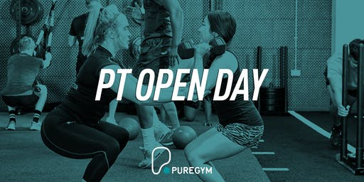 PureGym PT Open Day - Reading, Swindon & Burnham