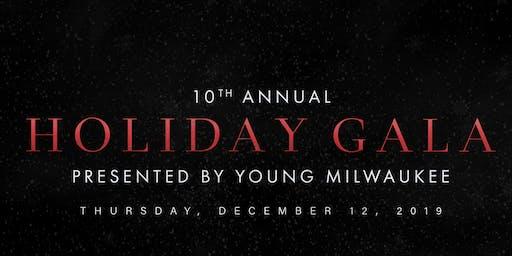 2019 Young Milwaukee Holiday Gala