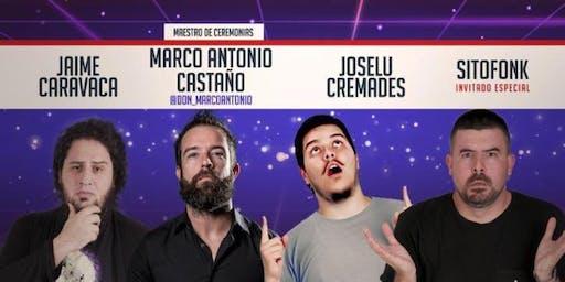 Alicante Comedy Club | Especial 28 aniversario Clan Cabaret