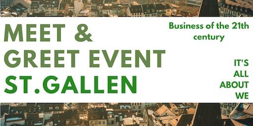 Meet & Greet Event St.Gallen