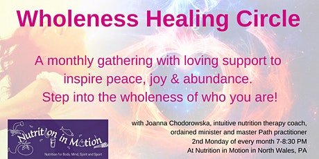 Wholeness Healing Circle tickets