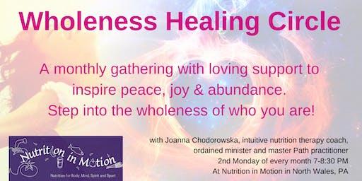 Wholeness Healing Circle