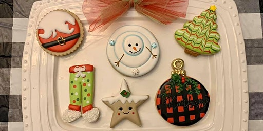 Christmas Cookie Class Saturday December 14th 4:00-7:00
