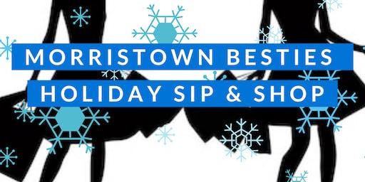 Morristown Besties Holiday Sip & Shop