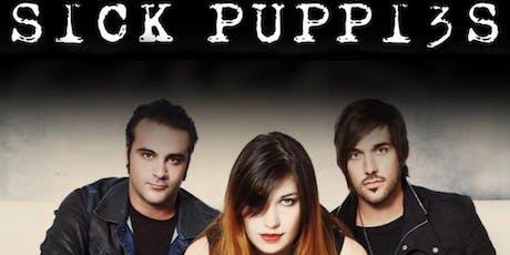 Sick Puppies at The Rail Club Live tickets