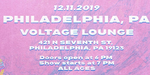COI LERAY LIVE IN PHILLY!