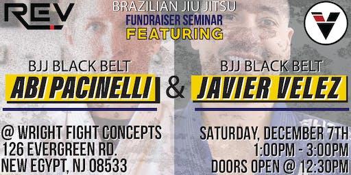 Jiu Jitsu Seminar with Abi Pacinelli & Javier Velez