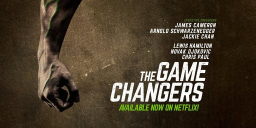 Movie Night at GreenFare: 'The Game Changers' over dinner