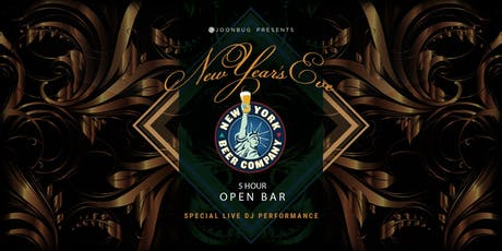 The New York Beer Company New Years Eve 2020 Party tickets