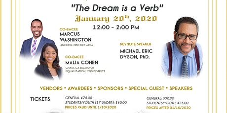 40th Annual Dr. Martin Luther King, Jr. Luncheon  tickets
