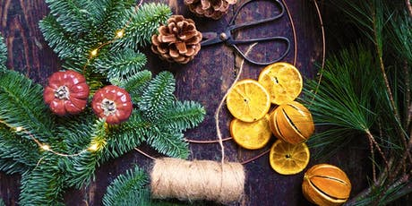 Wild Wreath Workshop in Kingston, NY tickets