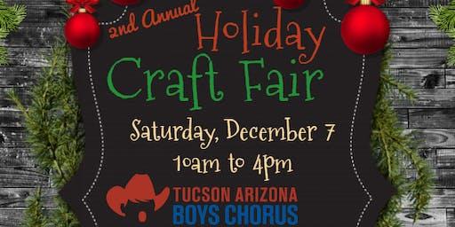 Tucson Arizona Boys Chorus Holiday Craft Fair