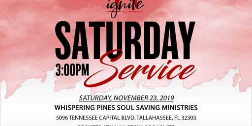 GTC Ignite Tallahassee Launch Service