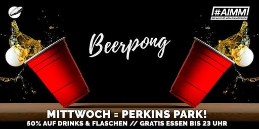 #AIMM - Beerpong @ Perkins Park