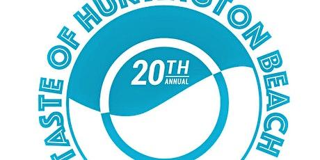 Taste of Huntington Beach 2020 - Unfortunately Canceled tickets