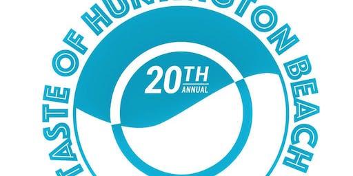 Taste of Huntington Beach 2020