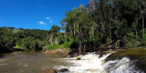 Cachoeira e trilha Arcanjo